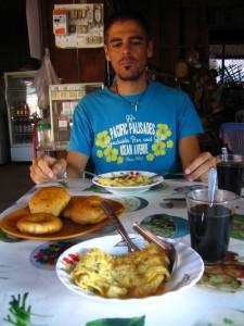 Desayuno en Sepón