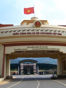 Frontera Laos - Vietnam