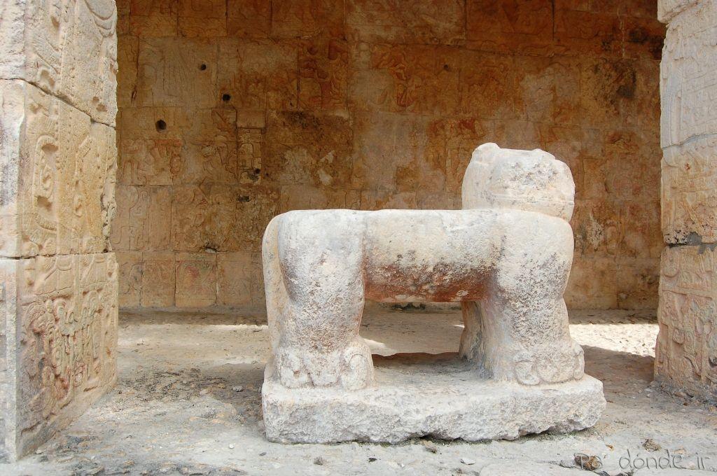 Ruinas de Chichen Itza 1