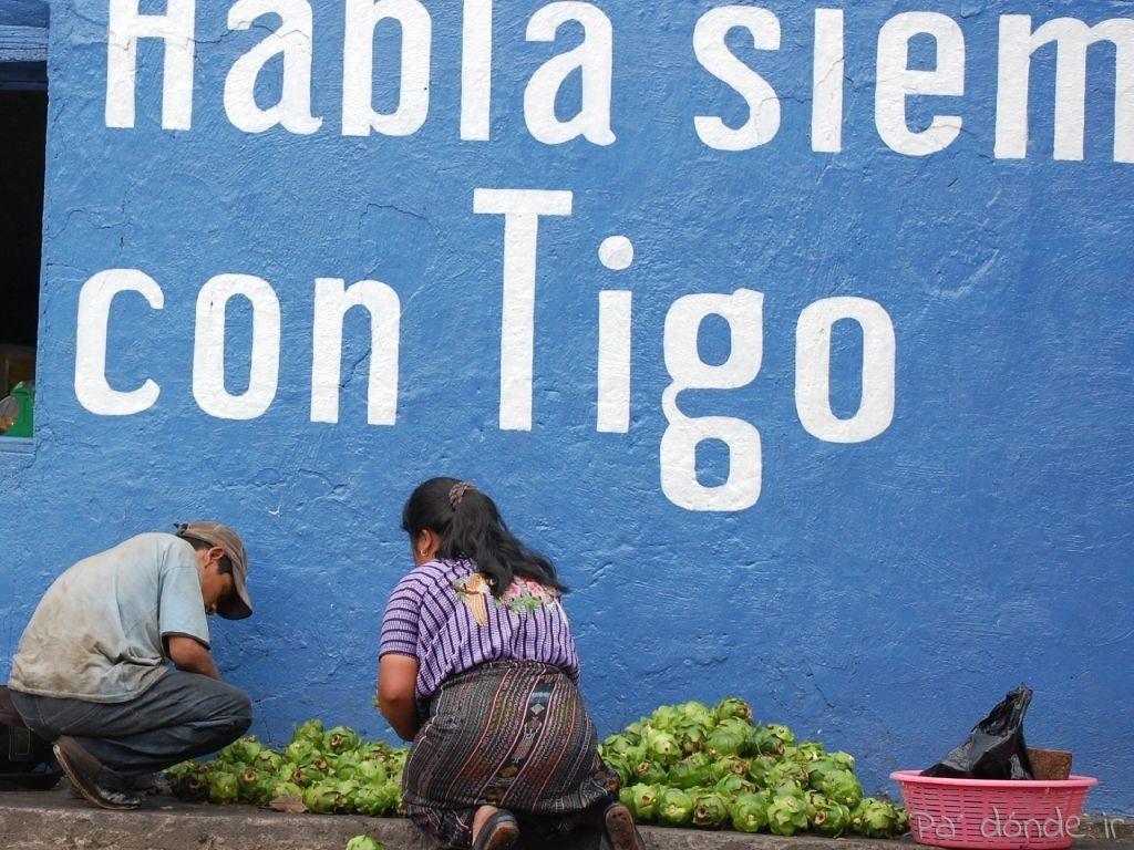 Calles de Santiago la Laguna 3