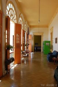 Mi hostal en Mérida