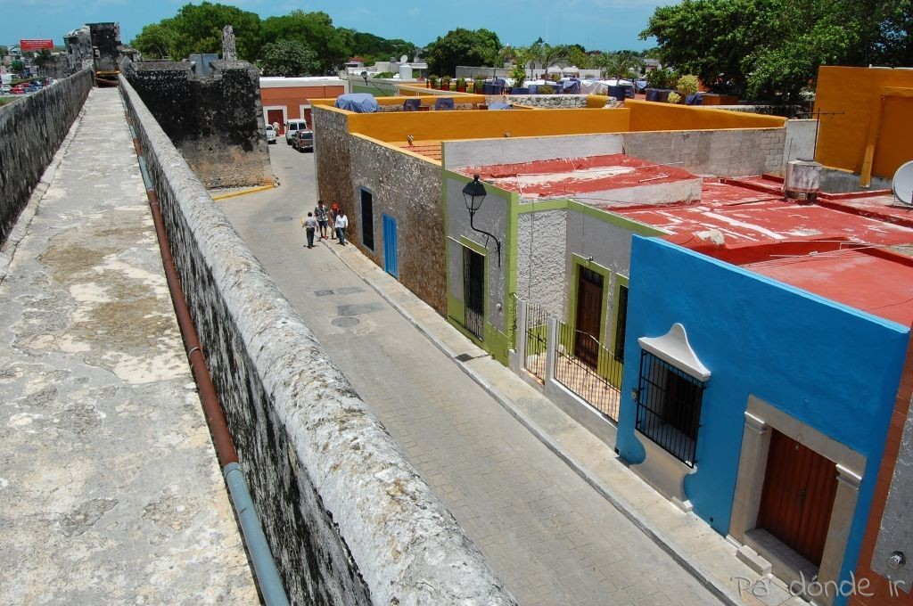 Calles de Campeche 1