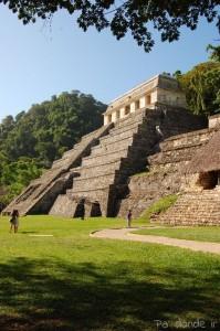 Ruinas de Palenque 1