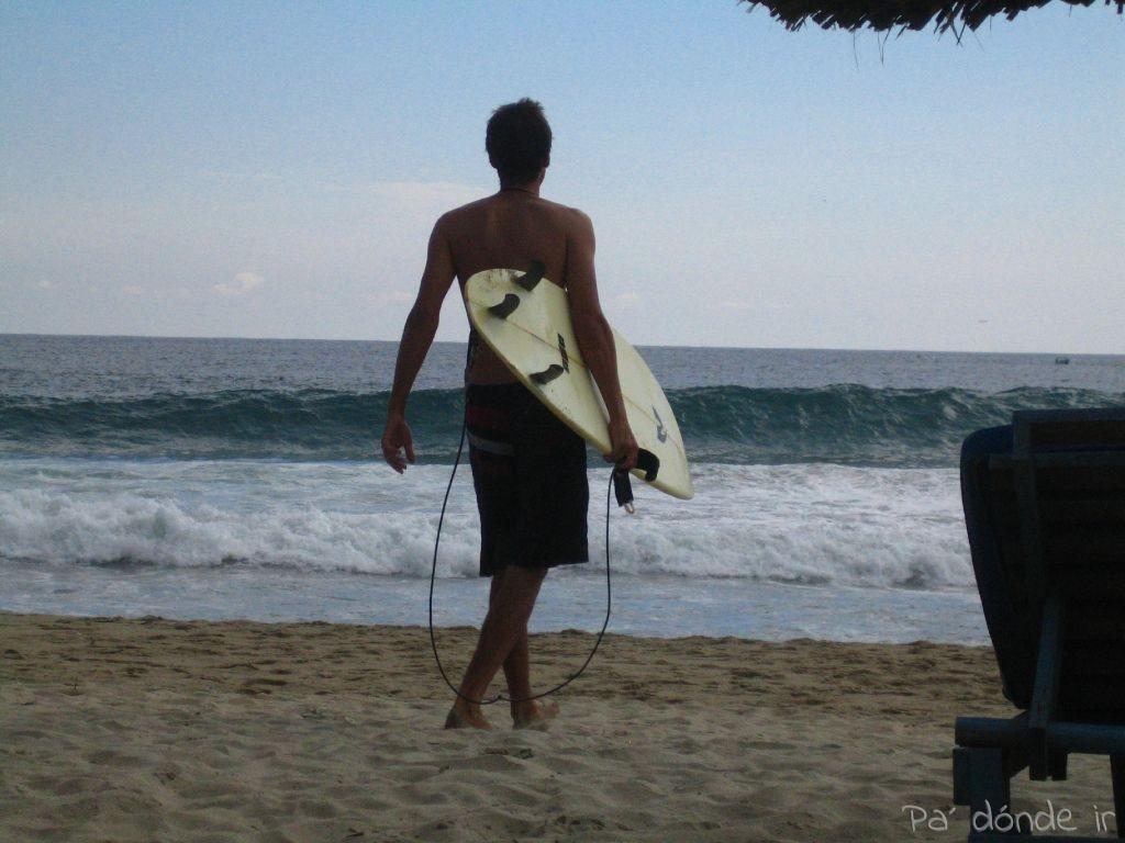 Surf en Puerto Escondido