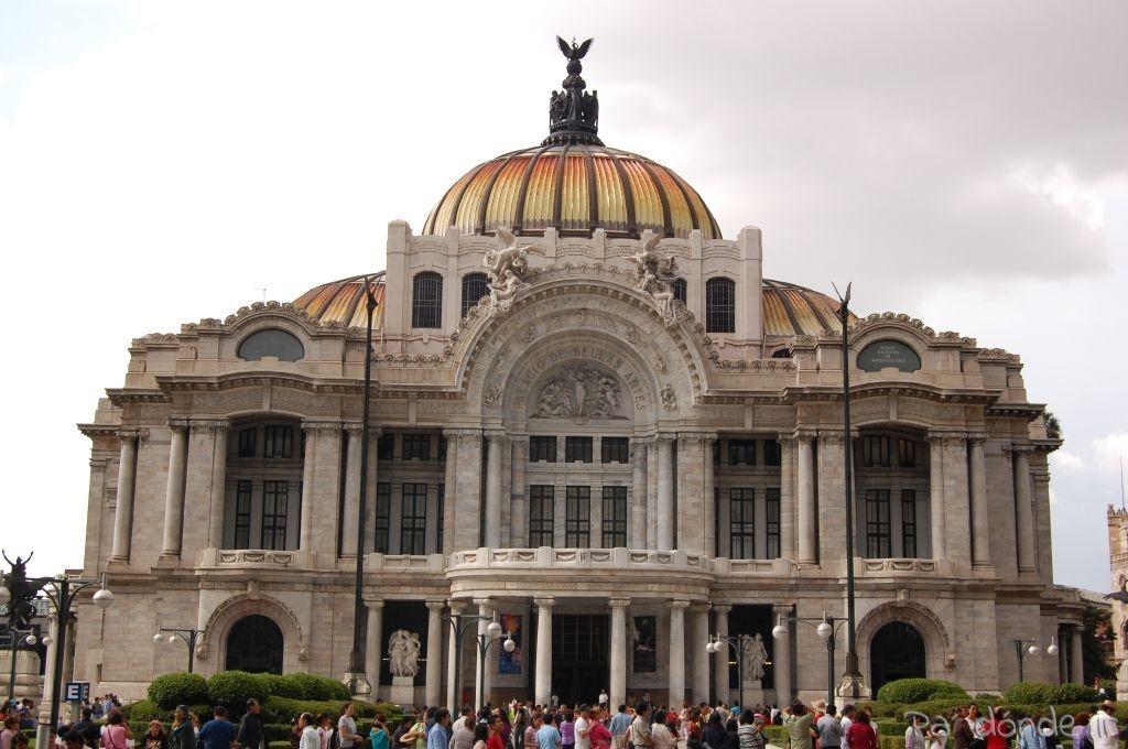 Palacio de las Bellas Artes de DF