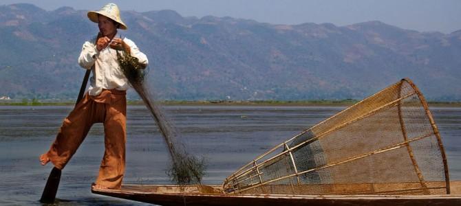 Lago Inle – Nyaungshwe