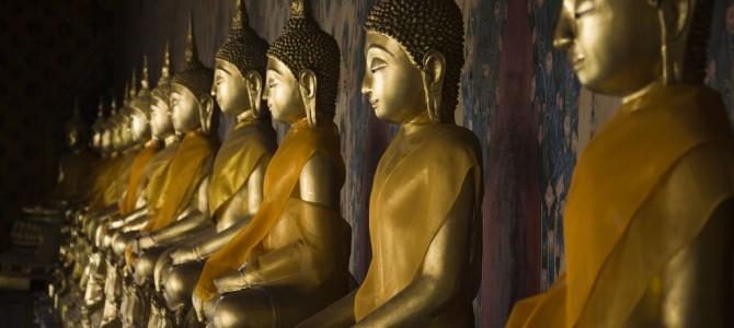 Escala en Bangkok, destino Myanmar
