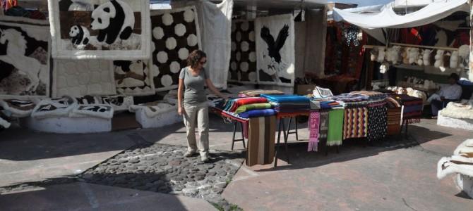 Otavalo – La ciudad de la Artesanía Textil