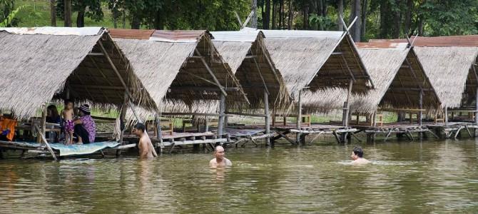 Chiang Mai – Lago Huay Tung Thao, un lugar para los domingueros.