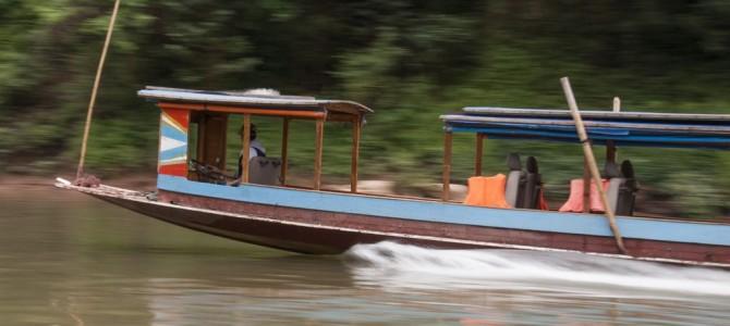Viaje express por el norte de Laos