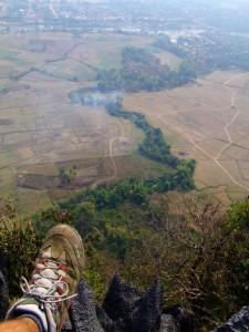 Vista de Vang Vieng