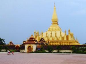 Estupa Pha That Luang