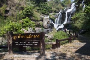 Doi Inthanon Cascada Mae Klang