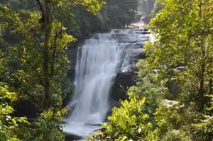 Doi Inthanon - Cascada Sirithan