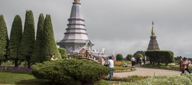 Doi Inthanon – La cima de Tailandia