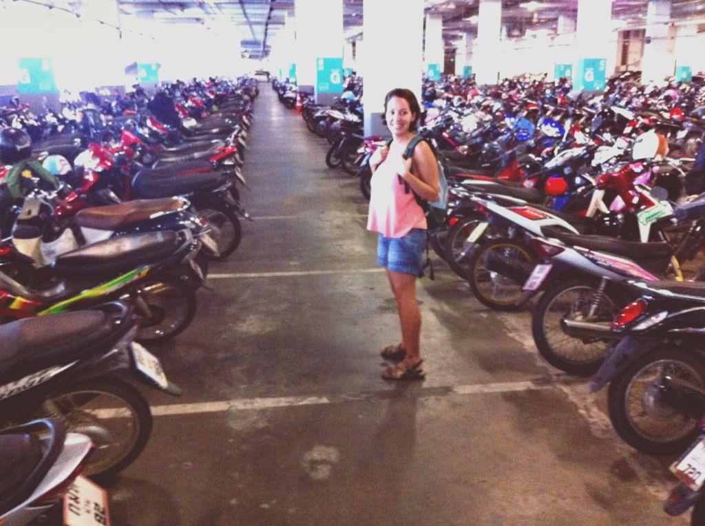 Parking de motos