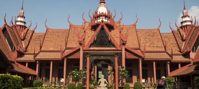Descubriendo Phnom Penh, la capital de Camboya