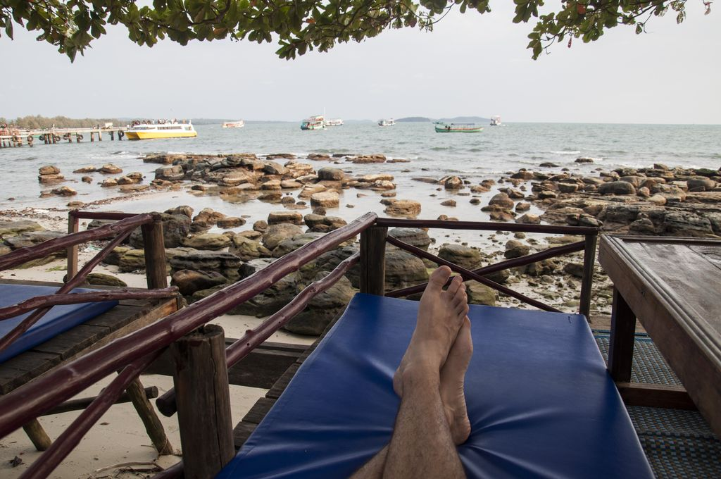 Chill out en Serendipity beach