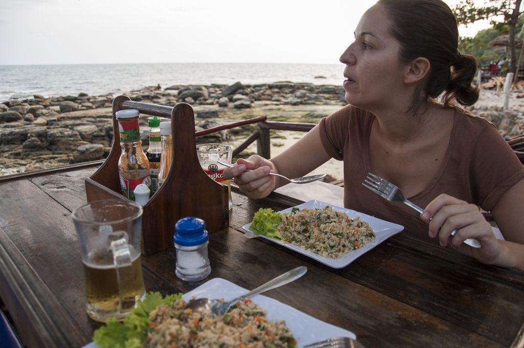 El mejor arroz frito - Serendipity Beach