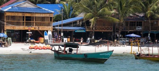 Las playas de Camboya: Sihanoukville y Koh Rong