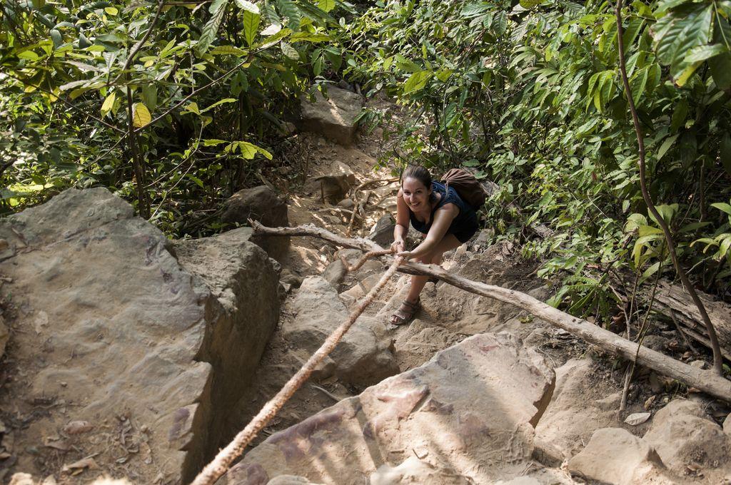 Trekking Koh Rong