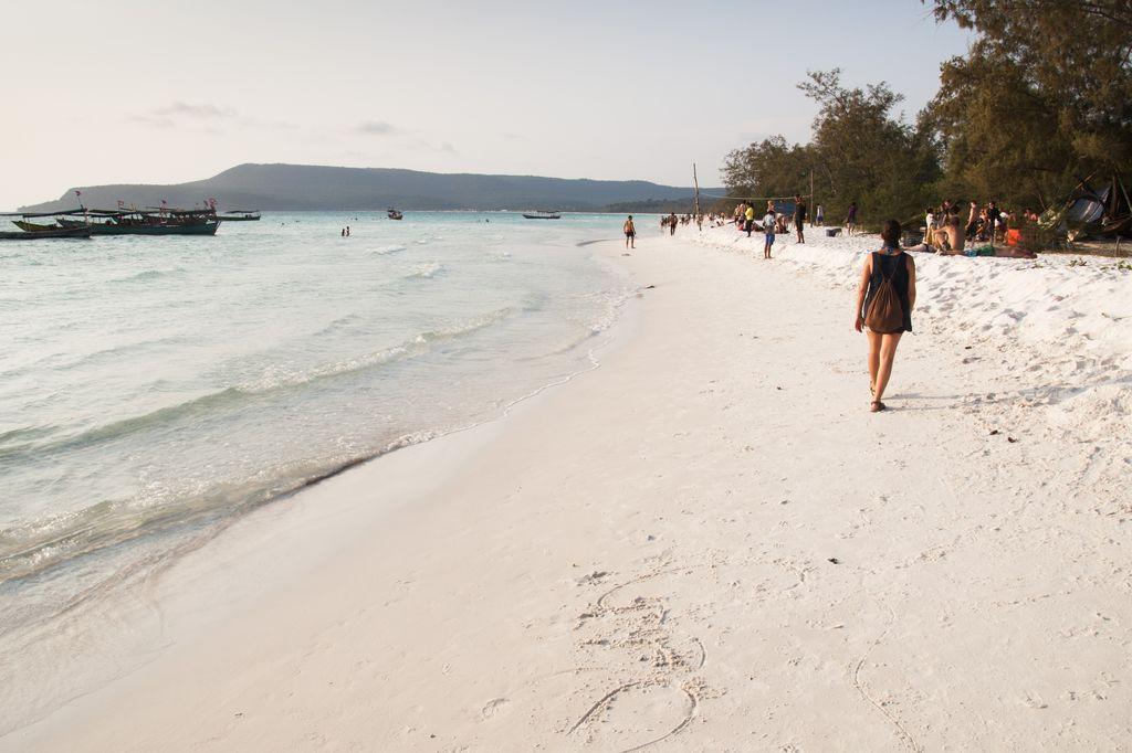 Playa de Sok San Beach