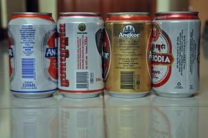 Cervezas camboyanas - cara B