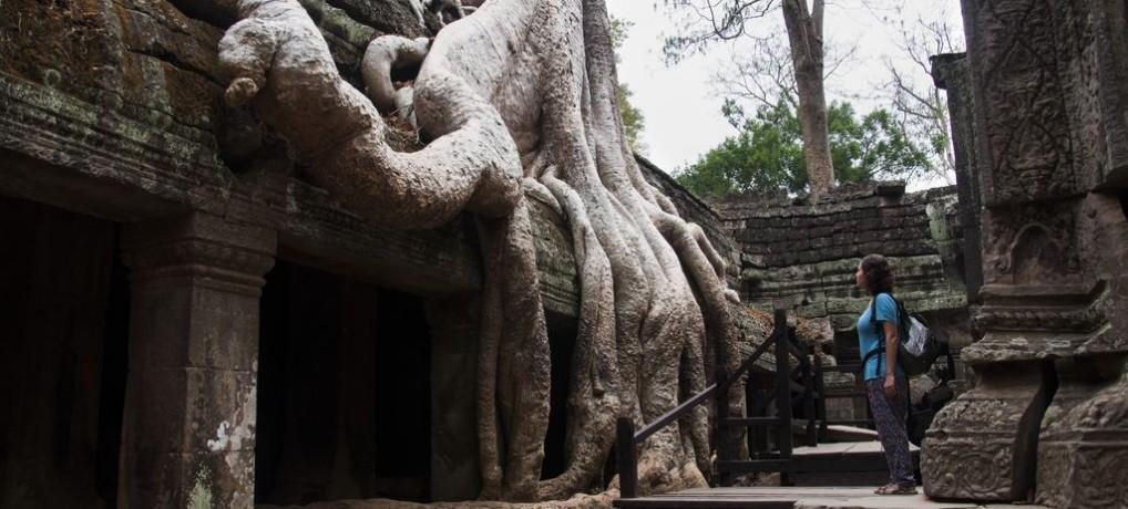 La ciudad perdida de Angkor Wat