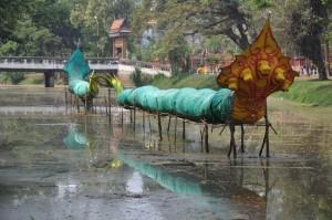 Naga en Siem Reap