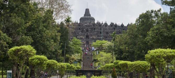Borobudur: el templo budista más grande del mundo