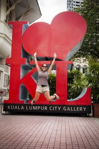 I Love KL con salto