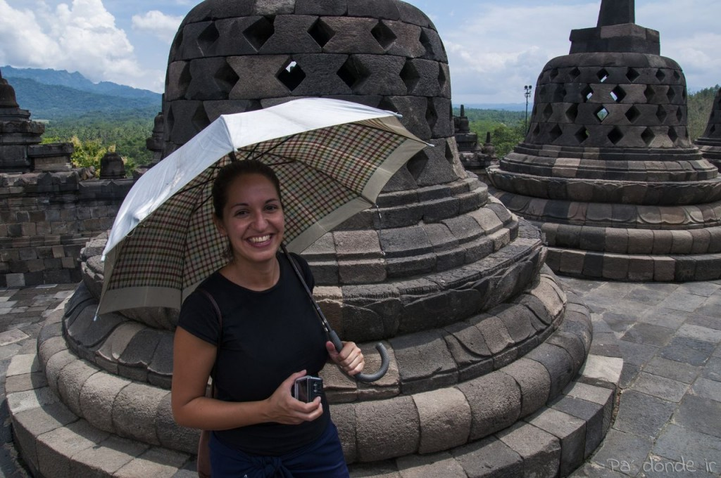 Templo Borobudur - Java