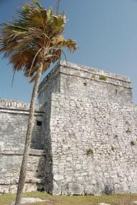 Ruinas Maya de Tulum 4