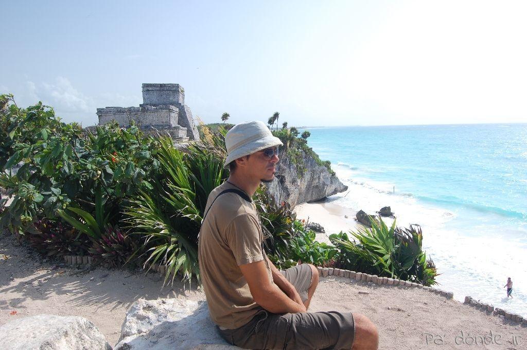 Ruinas Maya de Tulum 8