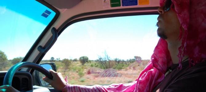 Conducir en el Outback: el desierto australiano