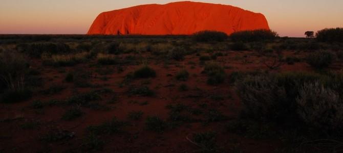 Del norte al centro de Australia en caravana