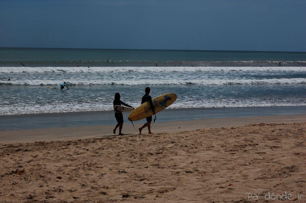 Surf en Kuta Beach 3