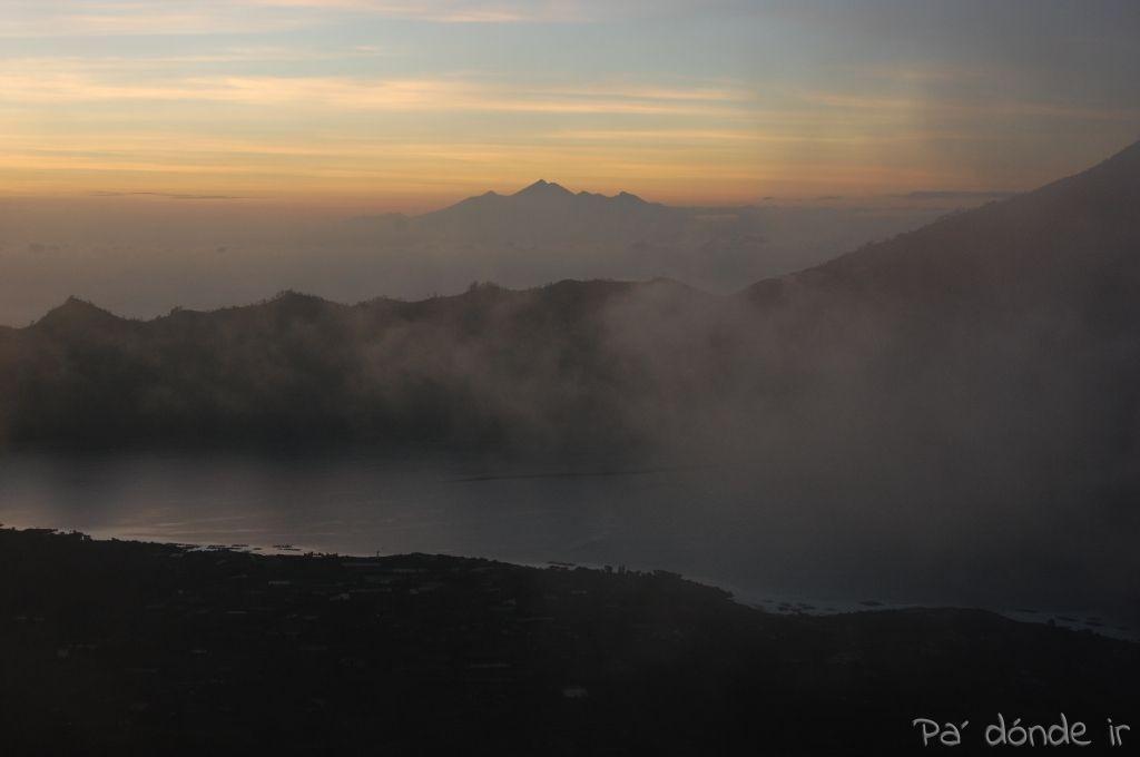 Subida al volcán Batur 3