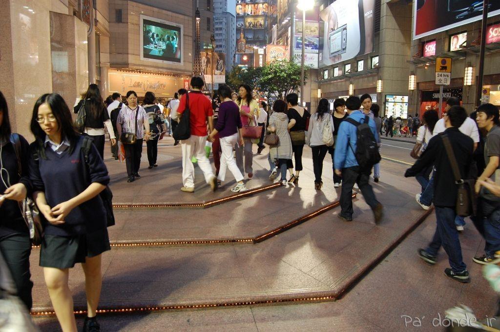 Calles de Hong Kong 1