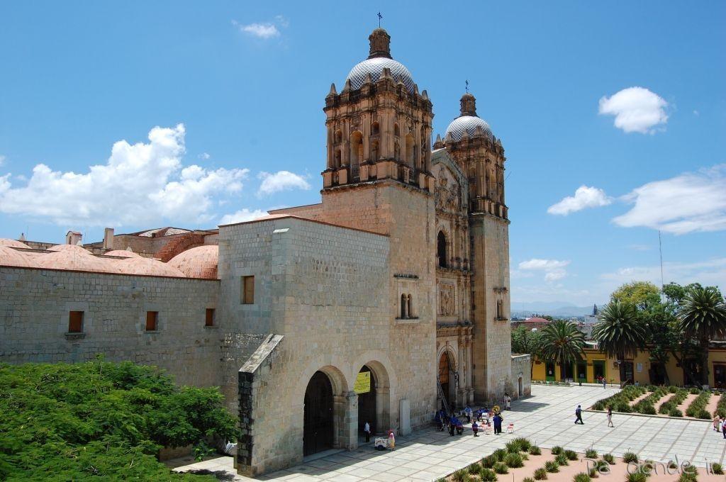 Iglesia de Santo Domingo - Oaxaca