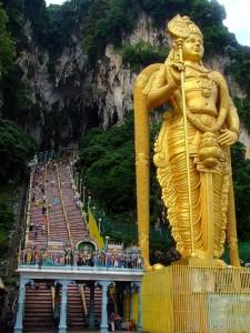 Cuevas Batu - Kuala Lumpur 1