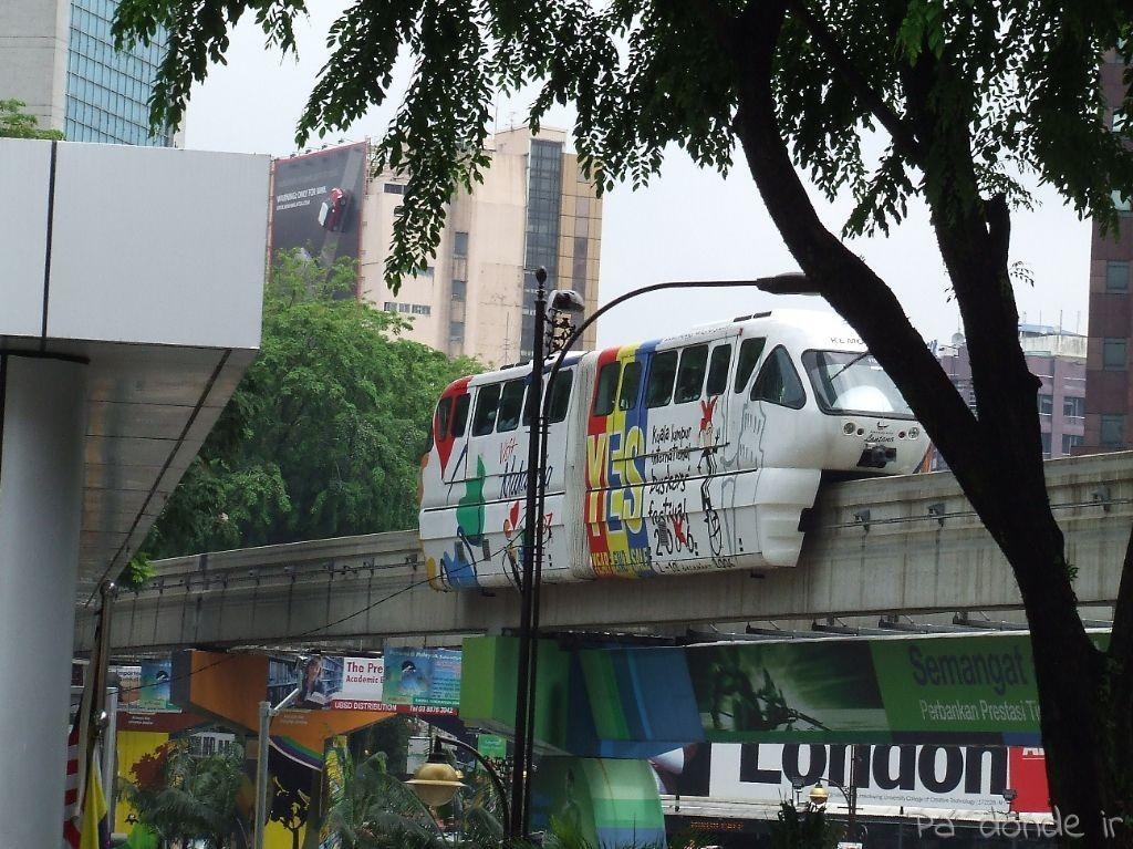 Mono-rail de Kuala Lumpur