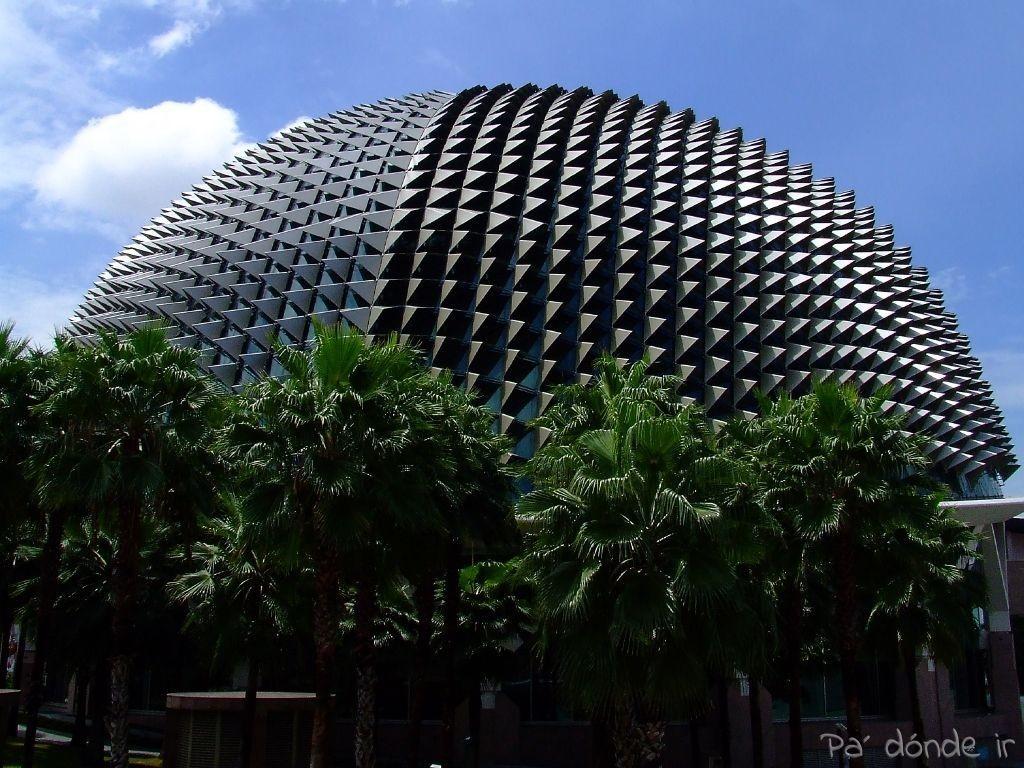 Calles de Singapur 3
