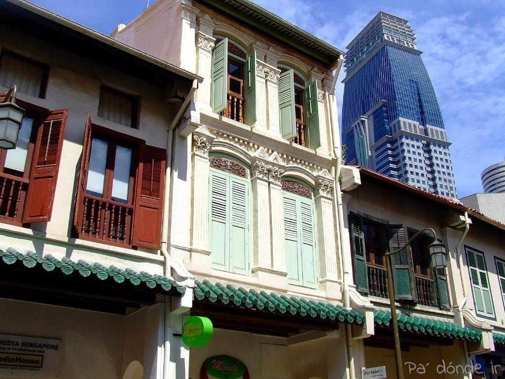 Chinatown de Singapur 2
