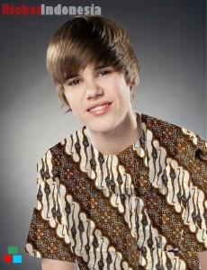 Justin Bieber Batik
