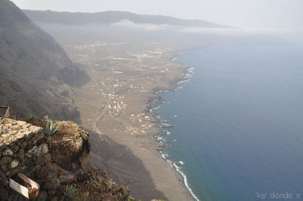 Vista de Frontera