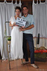 Felices y matrimoniados